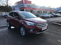 2017 FORD ESCAPE TITANIUM in Ramstein, Germany