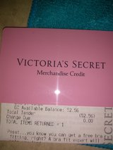 Vs gift card!! in Fort Campbell, Kentucky