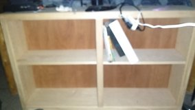 solid oak bookcase in Alamogordo, New Mexico