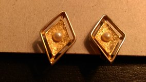 Vintage Sarah Coventry earrings in Byron, Georgia