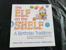 Elf on the Shelf A Birthday Tradition - Hardcover in Travis AFB, California