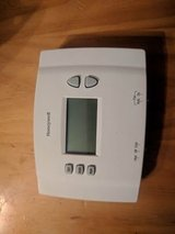programmable thermostat. Almost new and functional in Clarksville, Tennessee