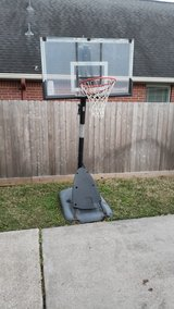 Basketball goal 60 inch in Houston, Texas