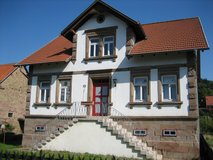 From 1st of March available Historical Brownstonehouse 1300€/month in Ramstein, Germany