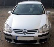 The excellent VW Golf V,TDI automatic transmission, only 94 000 miles in Ramstein, Germany