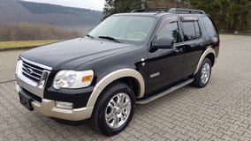 2008 Ford Explorer 4.6 V8 Eddie Bauer 4x4 *Excellent Condition* Japanese Import in Ramstein, Germany