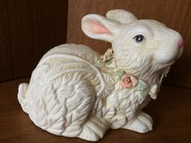 Ceramic Filigree Easter Rabbits in Batavia, Illinois