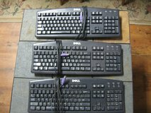 Dell PS2 Keyboards in Houston, Texas