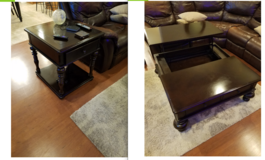 Paula Deen Collection Furniture - coffee table, 2 end tables - NICE! in Warner Robins, Georgia