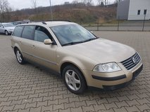 VW PASSAT 1.9 TDI DIESEL AUTOMATIC NEW INSPECTION 2003 in Ramstein, Germany
