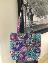 Vera Bradley Large Tote Bag Purse in Chicago, Illinois