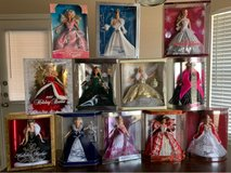 holiday barbies in Fort Hood, Texas