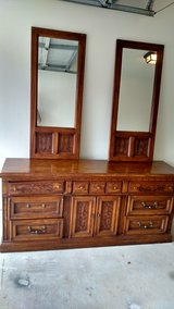 Dresser with 2 mirrors in Byron, Georgia