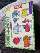 count a puzzle in Bolingbrook, Illinois