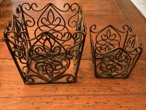 Southern Living at Home Wire Rosedale Baskets in The Woodlands, Texas