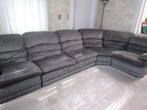 Sectional Couch with sleeper in Kingwood, Texas
