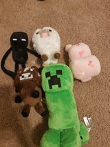 Minecraft stuff toys in Beaufort, South Carolina