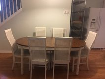 Dinning Room Table and chairs in Dover, Tennessee