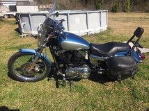 2005 Harley Davidson motorcycle in Camp Lejeune, North Carolina