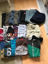 Boys clothing size cm ,158/164 +170 /176 in Ramstein, Germany