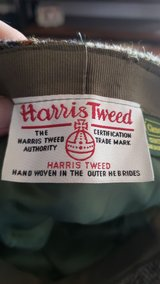 Buying Harris Tweed anything in Grafenwoehr, GE