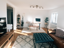 Spacious 1BR Apartment with a Private Roof Terrace in Stuttgart - 80 m2 in Stuttgart, GE