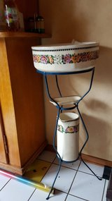 antique set wash with  stand  Villeroy & Boch in Ramstein, Germany