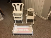 Doll Furniture in Oswego, Illinois
