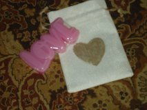 "NEW ""LOVE"" soap in burlap bag in Naperville, Illinois"
