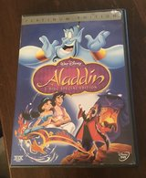 Aladdin DVD in Aurora, Illinois