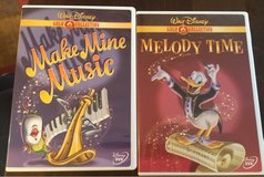 Disney Musical DVDS in Aurora, Illinois