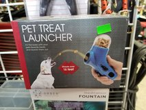 Pet treat launcher in 29 Palms, California