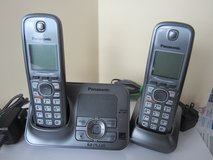 Panasonic DECT 6.0 plus phone answering  system KX-TG4131 in Westmont, Illinois