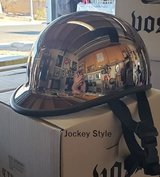 Novelty Motorcycle Helmets in Nellis AFB, Nevada