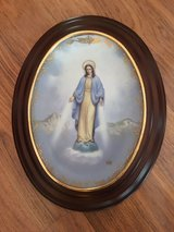 Our Lady of Grace with Frame Collector Plate in Glendale Heights, Illinois