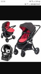 Chicco Trio Best Friend 3 in 1 travel system in bookoo, US