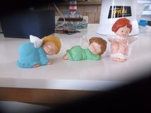 set of three girl angels in Alamogordo, New Mexico
