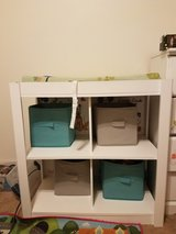 Cubical changing table in Beaufort, South Carolina