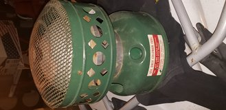 Coleman camping heater in Camp Lejeune, North Carolina