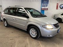 Chrysler Grand Voyager 3.3LX in Lakenheath, UK