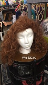Red Wig in Fort Leonard Wood, Missouri