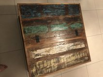 Coffee Table made from an original shipwreck in Wiesbaden, GE