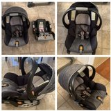 Infant Car Seat with Base -Chicco KeyFit 30 in Joliet, Illinois
