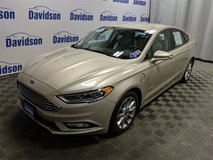 2017 Ford Fusion Energi SE Luxury Sedan /  I use a Fast and Easy Approval process, and you don't... in Fort Drum, New York