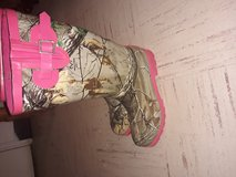 Boots in Fort Campbell, Kentucky