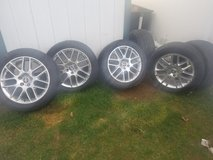 Mustang rims for sale in Fort Campbell, Kentucky