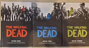 The Walking Dead Hardcover Series 1, 2, & 3 in Alamogordo, New Mexico