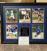 Chicago Cubs pitchers - autographed picture in Yorkville, Illinois
