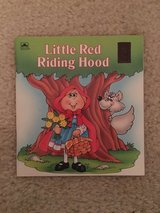Little Red Riding Hood Book in Camp Lejeune, North Carolina
