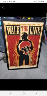 walk the line in Oswego, Illinois